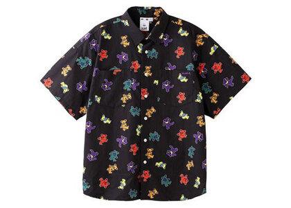 Grateful Dead × X-Girl S/S Shirt Blackの写真