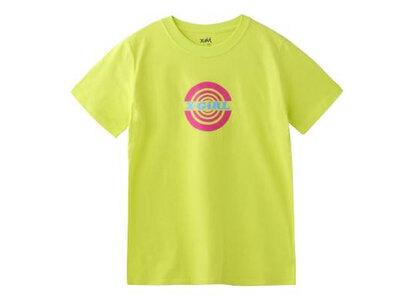 X-Girl Circle S/S Regular Tee Yellowの写真