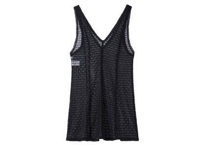 X-Girl Lace Mini Dress Blackの写真