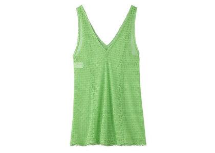 X-Girl Lace Mini Dress Light Greenの写真