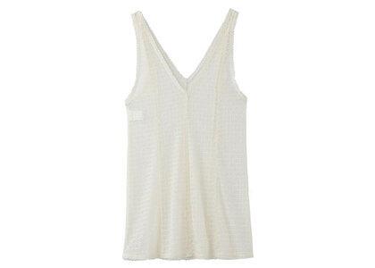 X-Girl Lace Mini Dress Whiteの写真