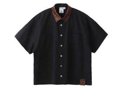 X-Girl Ombrere Plaid Shirt Blackの写真