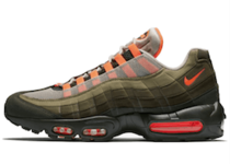 NIKE AIR MAX 95 STRING / TOTAL ORANGEの写真