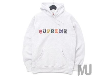 Supreme The Most Hooded Sweatshirt Ash Greyの写真