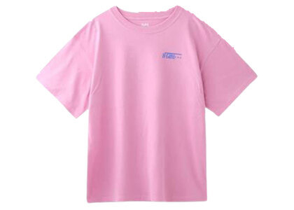 X-Girl Stamp S/S Mens Tee Pinkの写真
