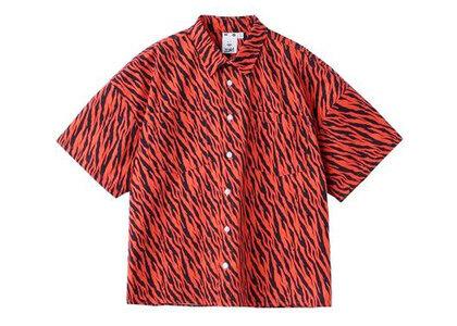 X-Girl Zebra Shirt Orangeの写真