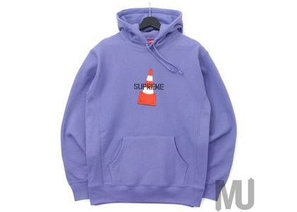 Supreme Cone Hooded Sweatshirt Lavenderの写真