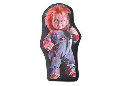 X-Girl × Childs Play Chucky Pouch Blackの写真