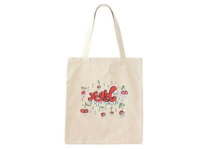 X-Girl × Eri Wakiyama Tote Bag Orangeの写真