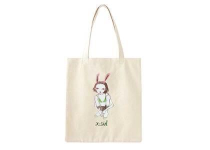 X-Girl × Eri Wakiyama Tote Bag Pinkの写真