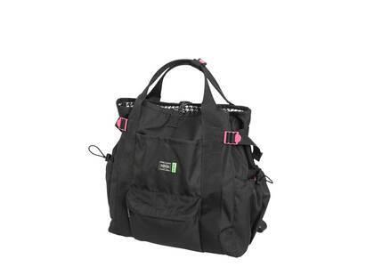 X-Girl × Porter Backpack Blackの写真