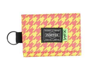 X-Girl × Porter Wallet Multiの写真