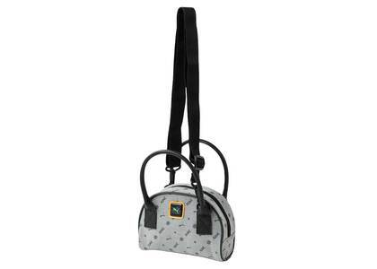 X-Girl × Puma Jacquard Mini Boston Bag Blackの写真