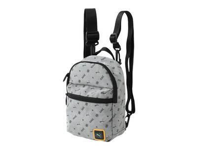 X-Girl × Puma Jacquard Mini Daypack Blackの写真