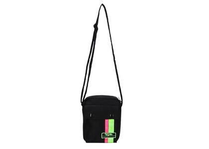 X-Girl × Romy Neon Line Shoulder Bag Blackの写真