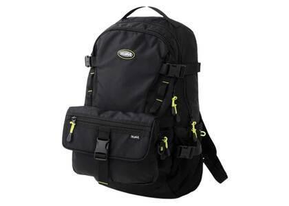 X-Girl 2way Backpack Blackの写真