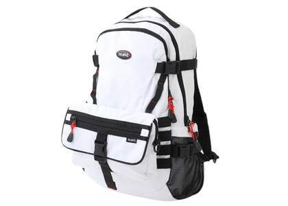 X-Girl 2way Backpack Whiteの写真