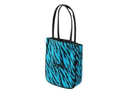 X-Girl 2way Mini Tote Bag Blueの写真