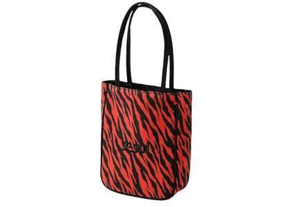 X-Girl 2way Mini Tote Bag Orangeの写真