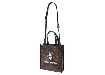 X-Girl Angel Face Mini Tote Bag Beigeの写真