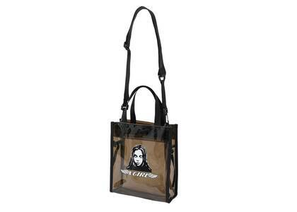 X-Girl Angel Face Mini Tote Bag Blackの写真
