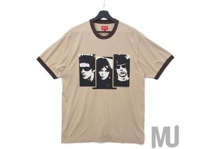 Supreme The Velvet Underground Ringer Tee Tanの写真