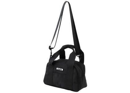 X-Girl Box Logo Shoulder Bag Blackの写真