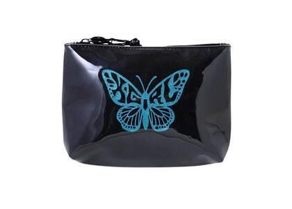 X-Girl Butterfly Mini Pouch Blackの写真