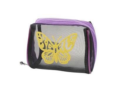 X-Girl Butterfly Pouch Blackの写真
