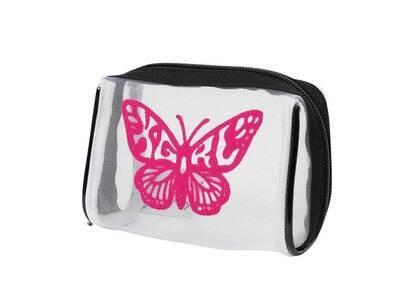X-Girl Butterfly Pouch Whiteの写真