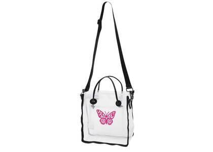 X-Girl Butterfly Shoulder Bag Whiteの写真