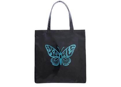 X-Girl Butterfly Tote Bag Blackの写真