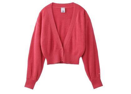 X-Girl Cropped Cardigan Pink (OS)の写真