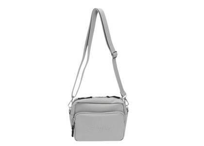 X-Girl Emboss Logo Shoulder Bag Beigeの写真