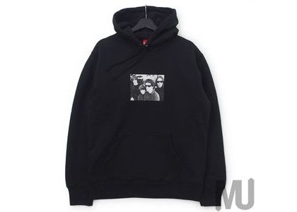 Supreme The Velvet Underground Hooded Sweatshirt Blackの写真