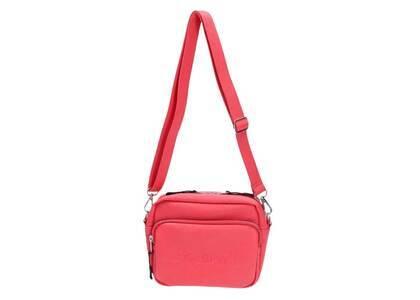 X-Girl Emboss Logo Shoulder Bag Pinkの写真