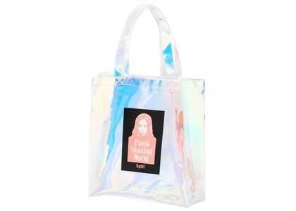 X-Girl Face Clear Tote Bag Multiの写真