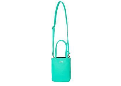 X-Girl Faux Leather 2way Mini Shoulder Bag Greenの写真