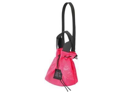 X-Girl Mesh Bucket Shoulder Bag Pinkの写真