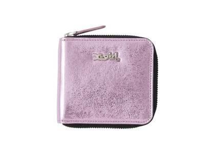 X-Girl Metallic Wallet Pinkの写真