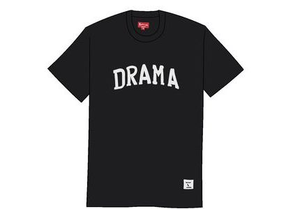 Supreme Drama S/S Top Blackの写真