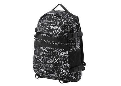 X-Girl Mills Logo Adventure Backpack Multiの写真
