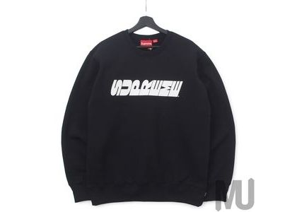 Supreme Breed Crewneck Blackの写真