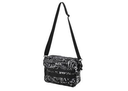 X-Girl Mills Logo Shoulder Bag Multiの写真