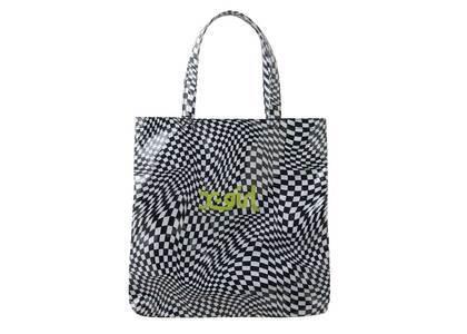 X-Girl Mills Logo Tote Bag Multiの写真