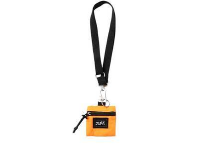 X-Girl Neck Strap Coin Case Orangeの写真