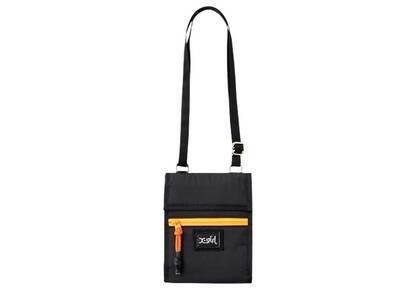 X-Girl Portable Shoulder Pouch Blackの写真