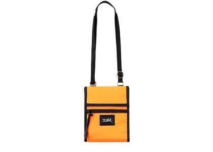 X-Girl Portable Shoulder Pouch Orangeの写真