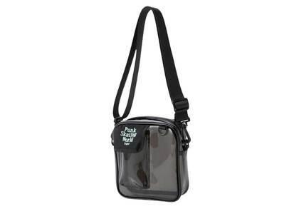 X-Girl Pvc Shoulder Bag Blackの写真
