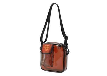 X-Girl Pvc Shoulder Bag Brownの写真